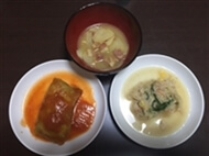 大阪泉佐野産ロールキャベツトマトソース煮