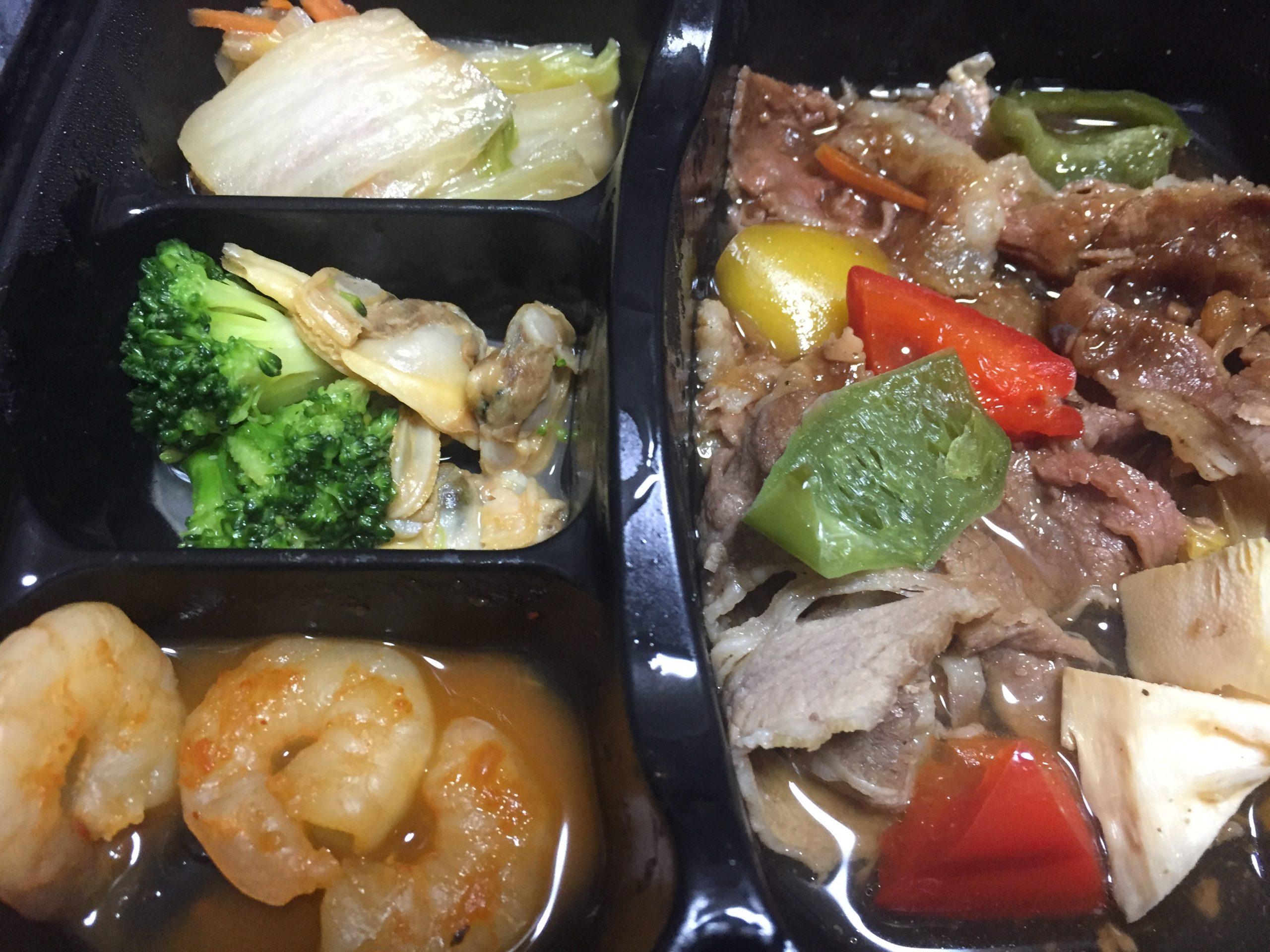 台湾風牛肉のオイスター炒め